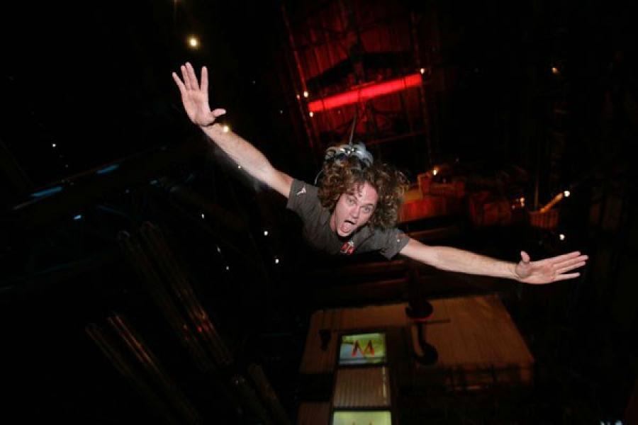 Indoor Bungee Jump image
