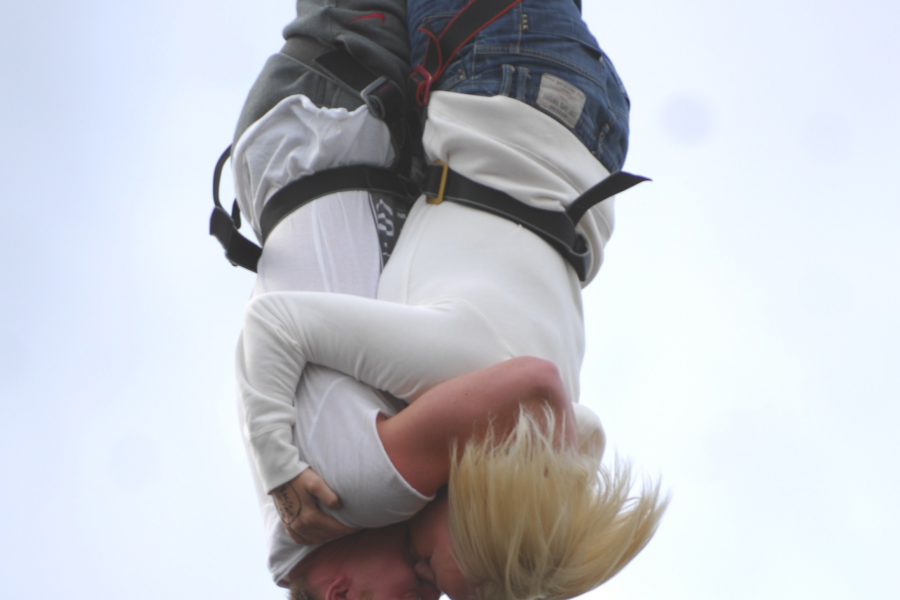 Lovers Leap Tandem Bungee Jump image
