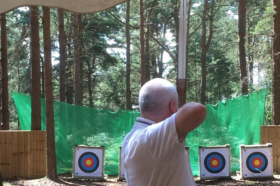 Archery and Air Rifle Shooting image