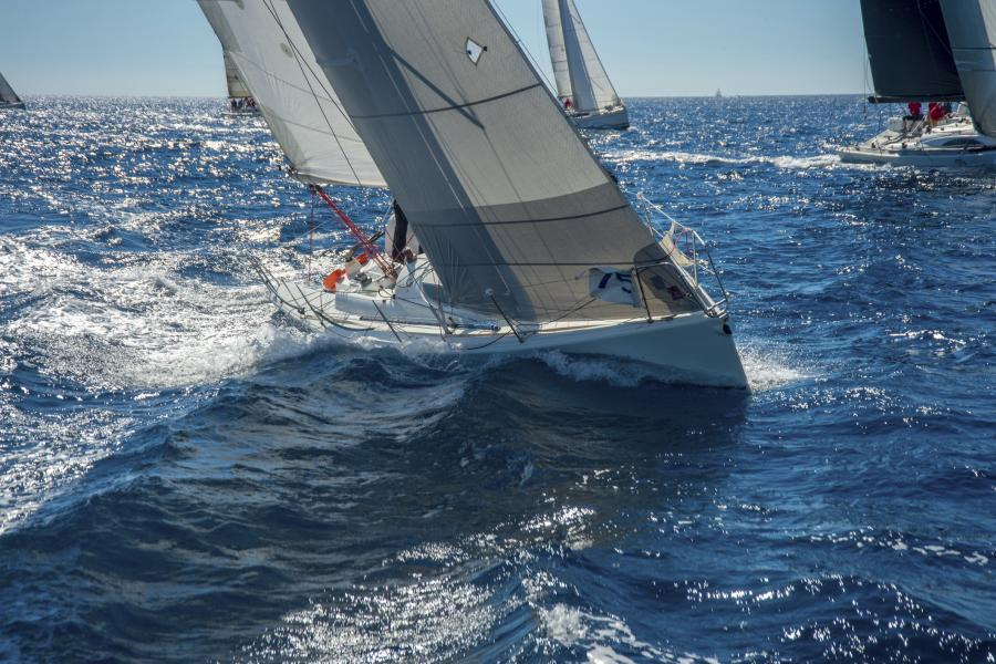 High Adrenalin Sailing Race image