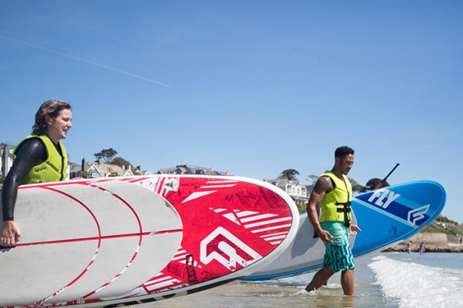 Taster SUP Session image