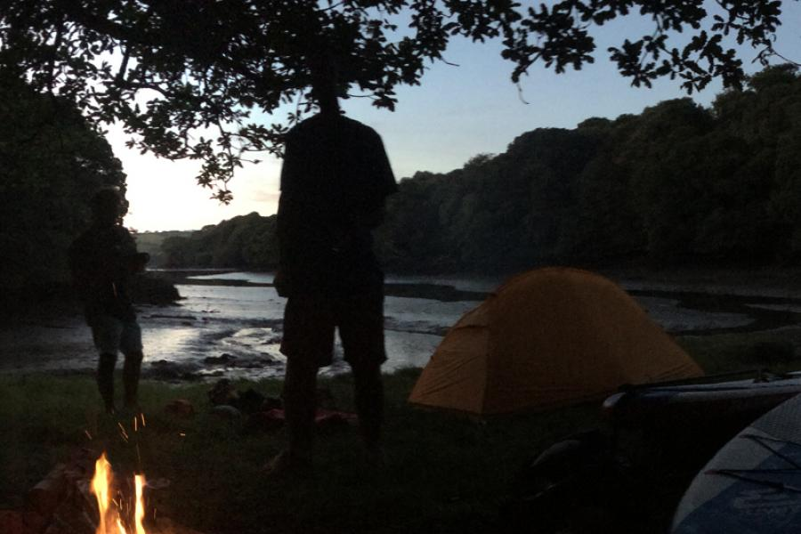 Over-Night Wilderness SUP Adventure image