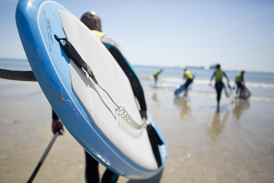 Extreme Stand Up Paddleboard (SUP) Adventure image