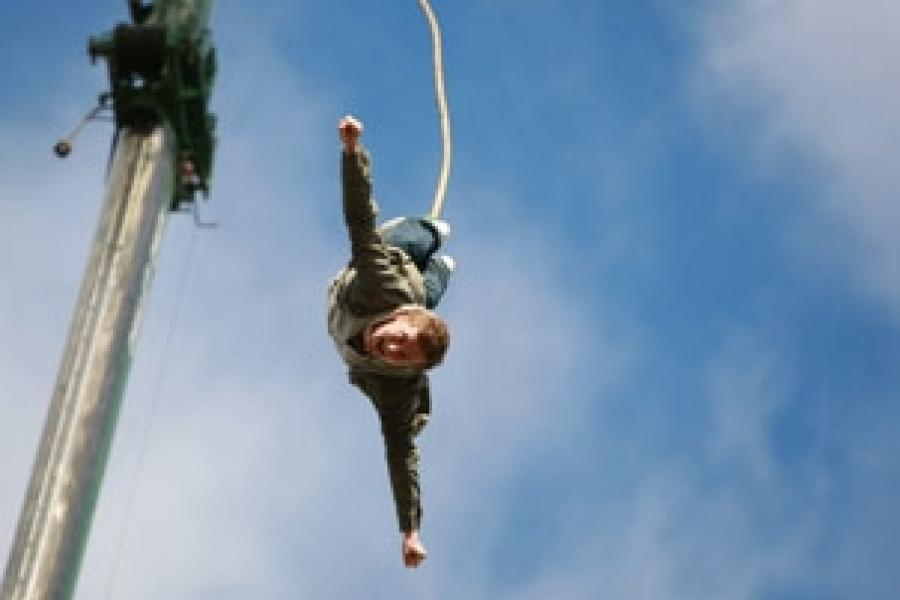 300ft Bungee Jump image