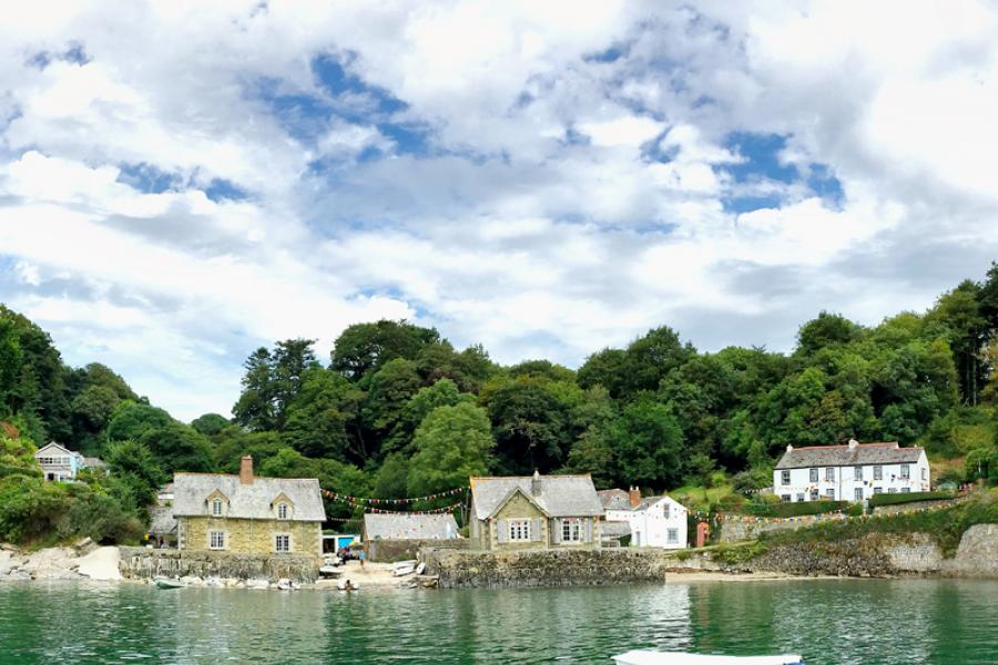 Stand Up Paddleboarding (SUP) Helford Passage Tour image