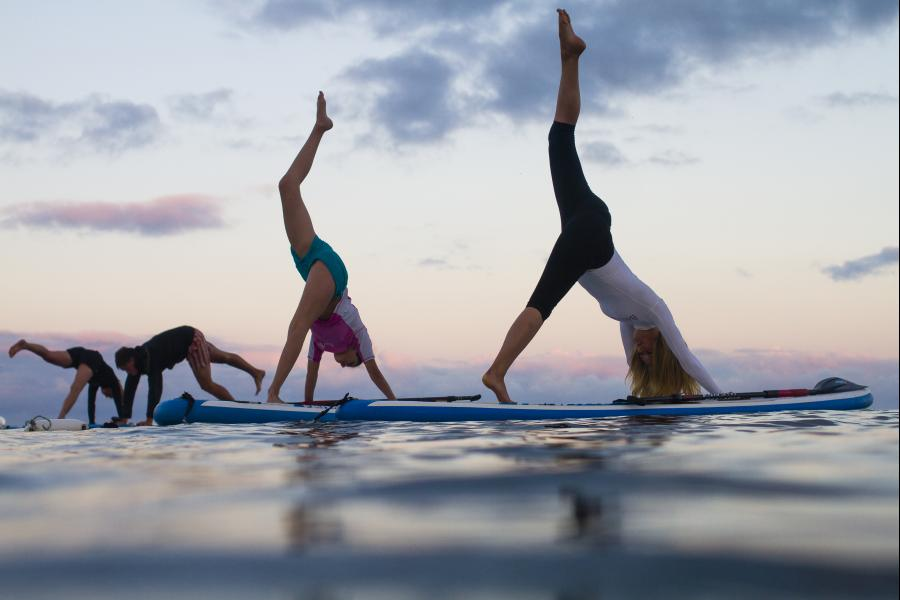 SUP Yoga Plus Experience image