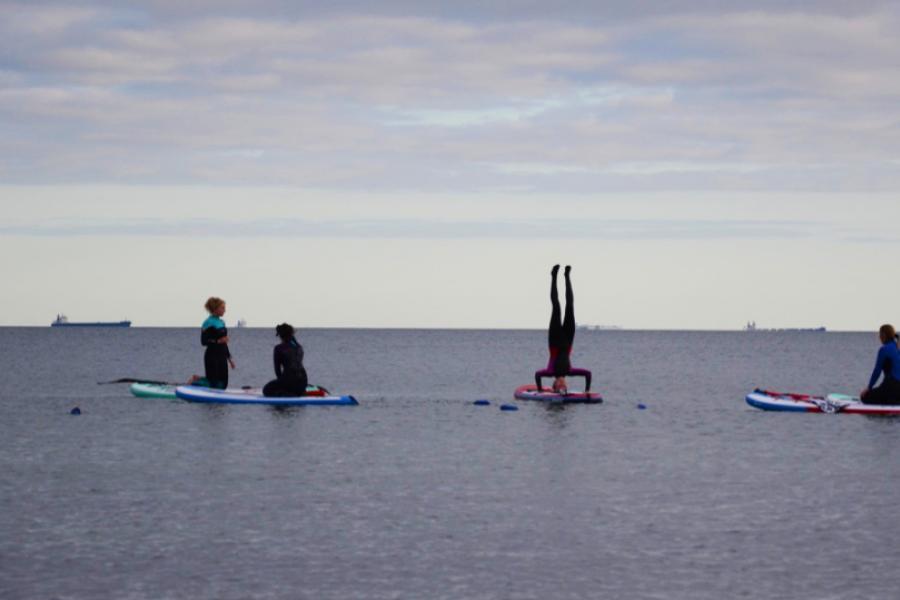 SUP Yoga Plus Experience image