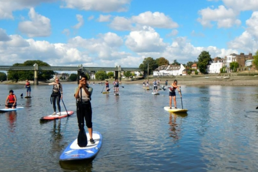 Stand Up Paddleboard (SUP) London image