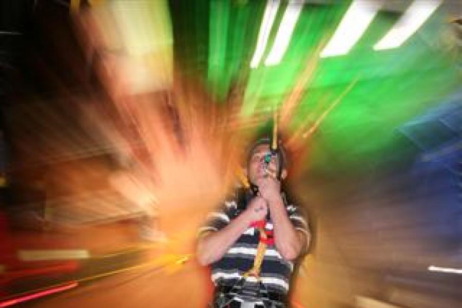 Parachute Powerfan Experience image
