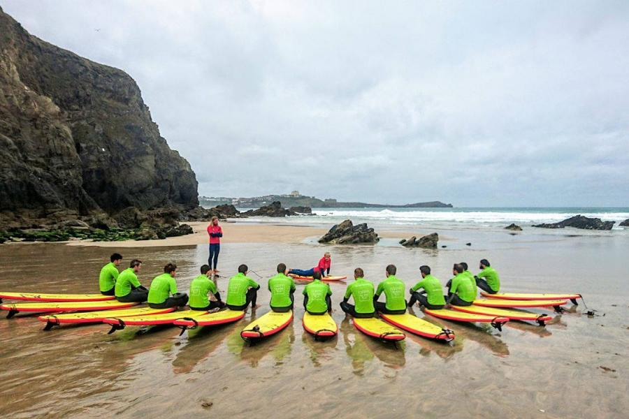 Surfing Lessons image