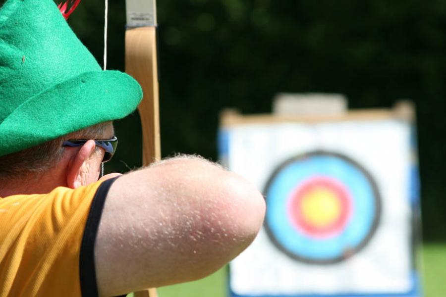 Archery North Wales image