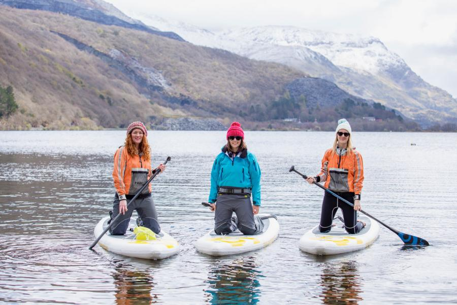 Stand Up Paddle Board Experience Snowdonia or Anglesey image