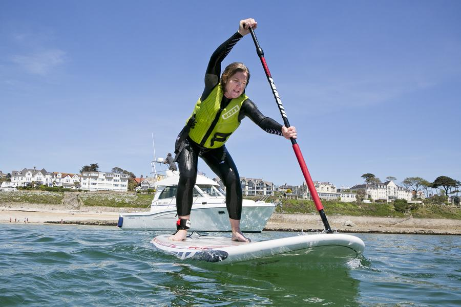 Stand Up Paddleboard (SUP) Lesson image