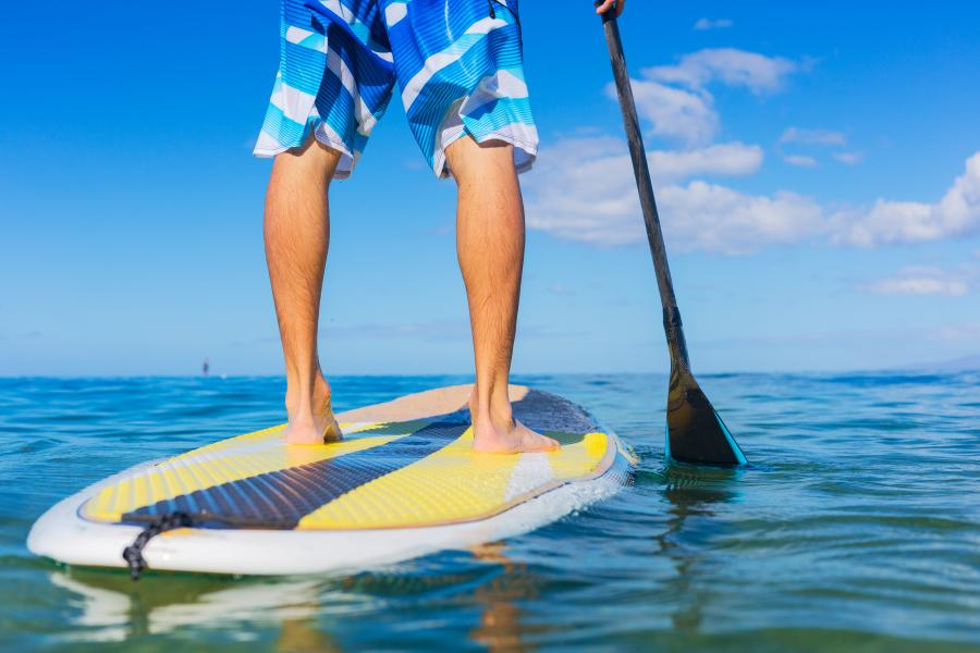 Private Stand Up Paddleboarding Lesson image