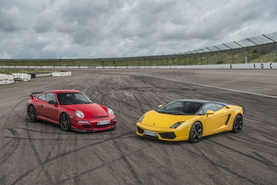 2 Supercar Driving Experience image