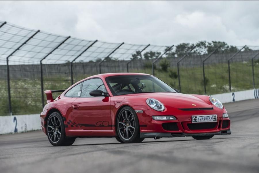 Porsche GT3 997 Driving Experience image
