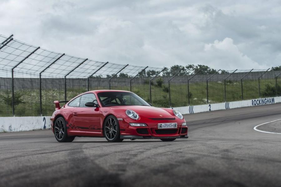 Porsche Driving Experience image