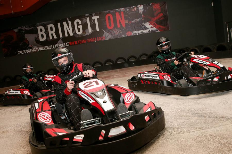 Ultimate Go Karting experience image