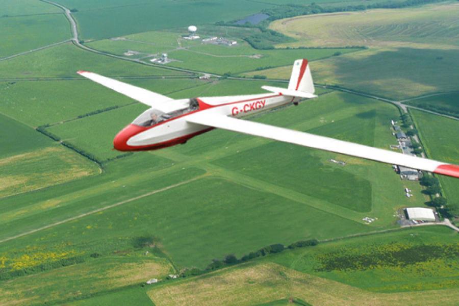 Gliding Experience North Devon image