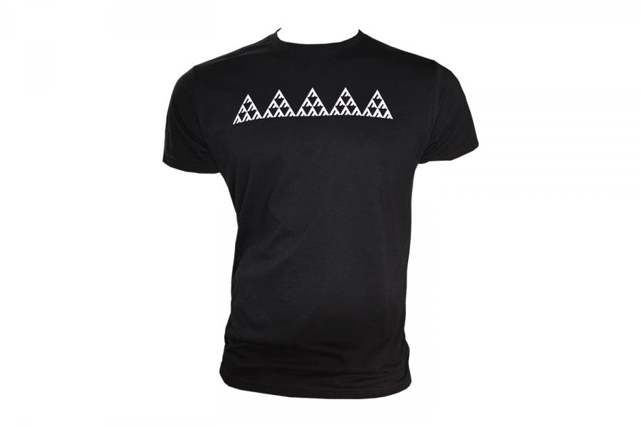 Black Tee mini logosProduct pic