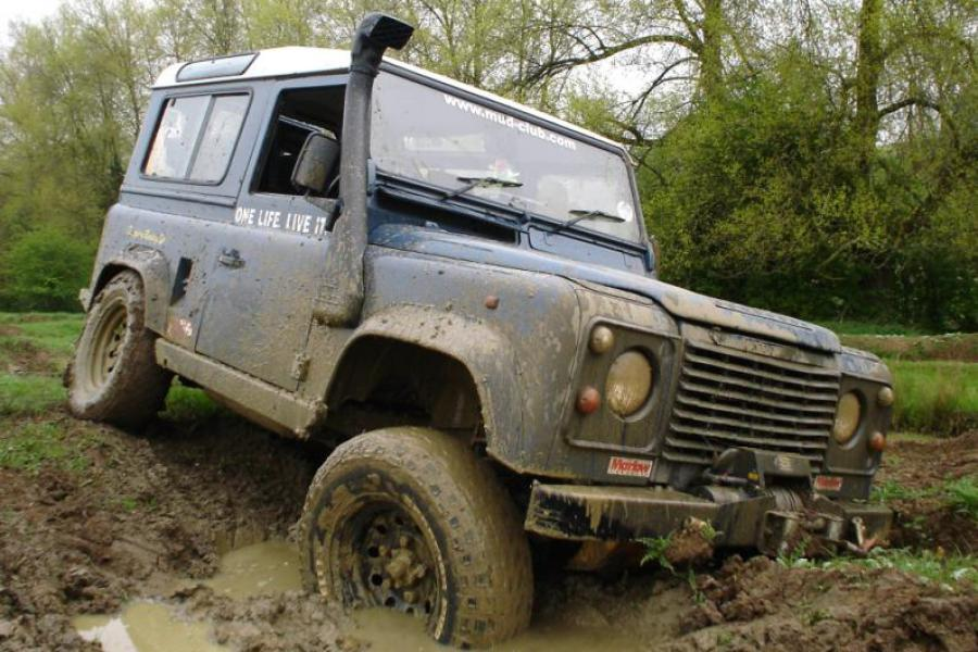 4x4 Driving Experience Suffolk image