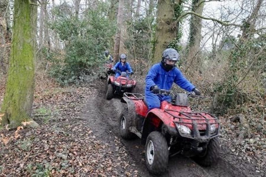 Quad Biking Suffolk image