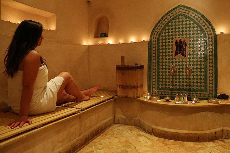 Luxury Morrocan Hammam Spa image