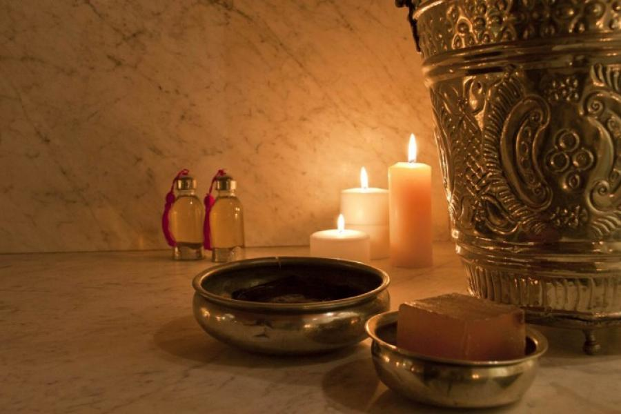 Luxury Morrocan Hammam Spa image