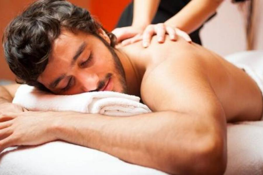 Men's Deep Tissue Massage image