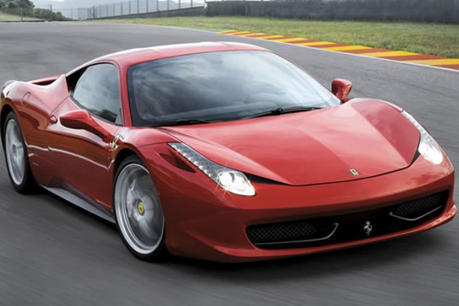 Ferrari 458 Blast Experience image