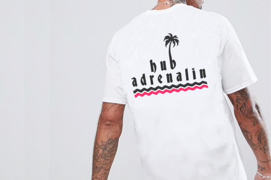 Hub Adrenalin T-Shirt image