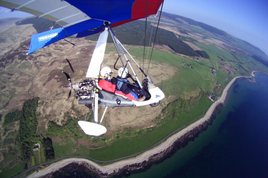 Microlight Introductory Flight Lesson image