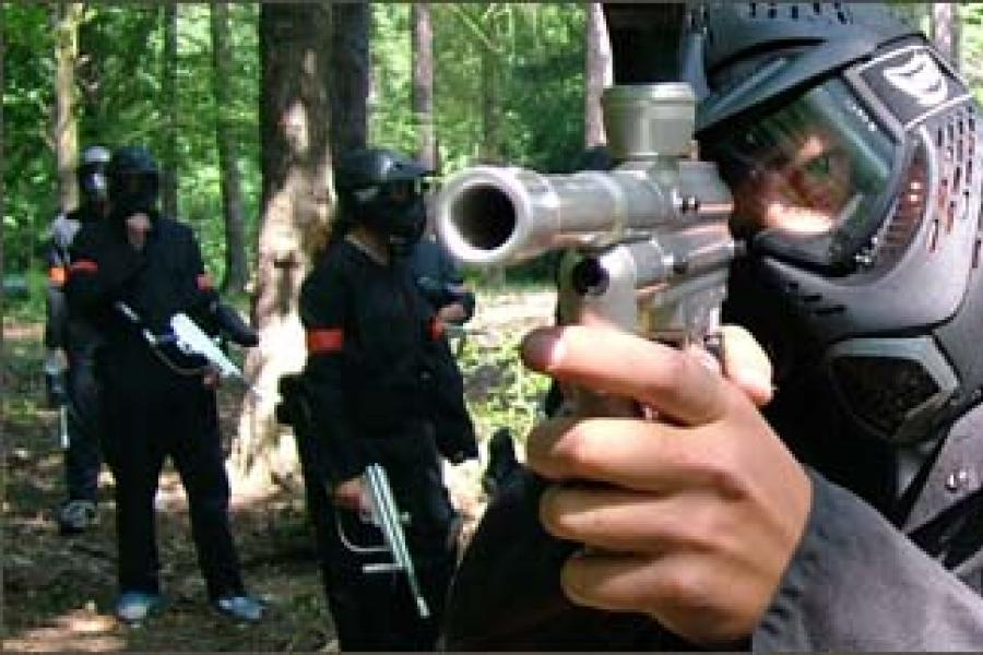 Best Paintball UK - 31 locations image