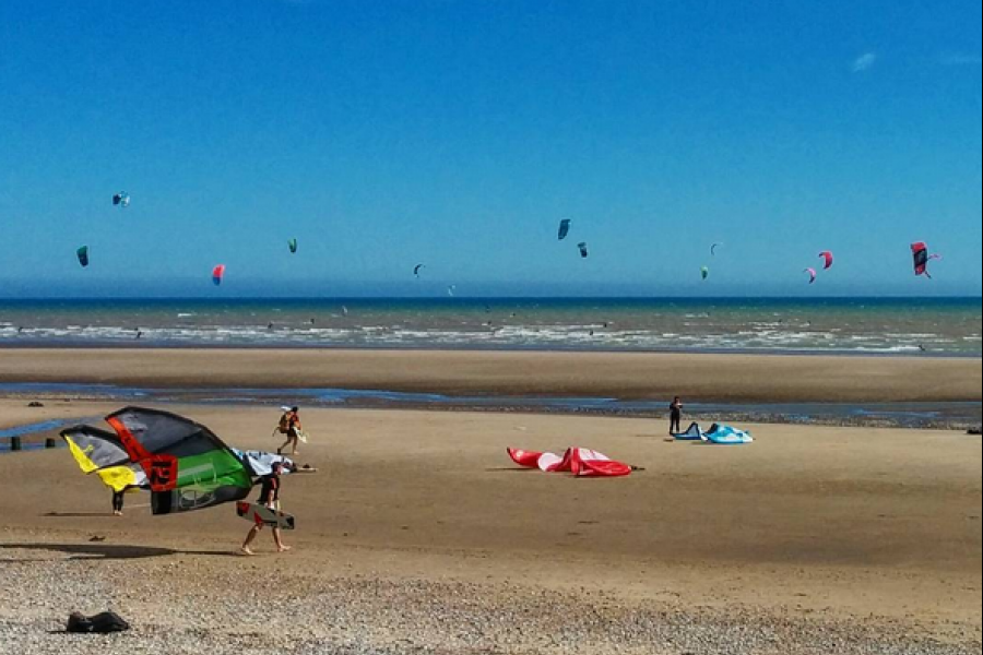 3 Day Kitesurfing Course image
