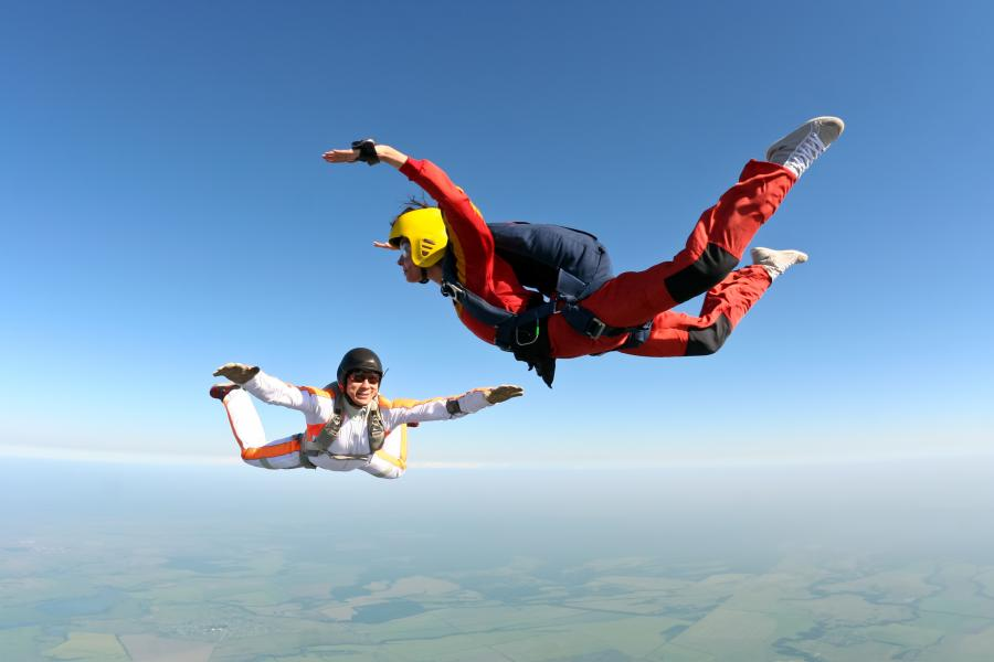Skydive Solo Full Course image