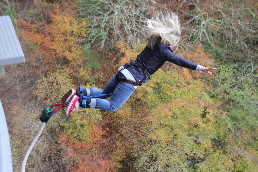 Bungee Jump Scotland image