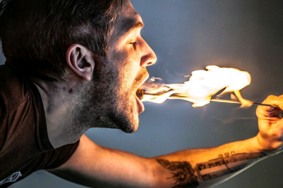 Ultimate Fire Eating Lesson London image